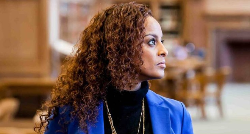 Semhar Araia: Rebuilding Peace in Eritrea Opened My Eyes