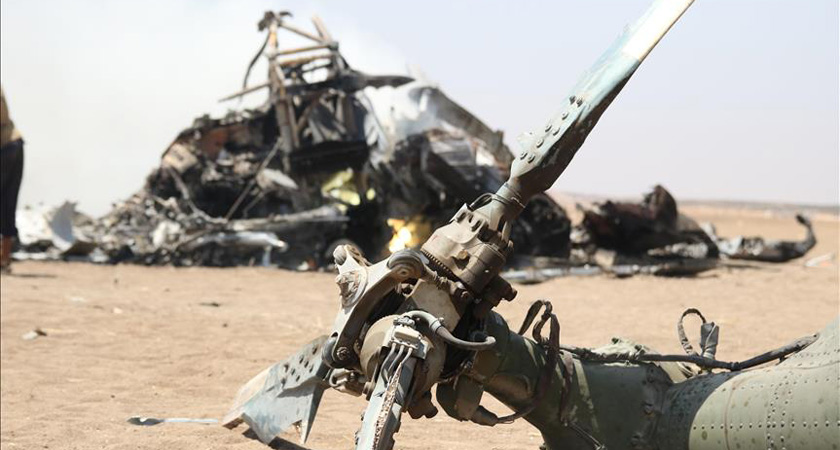 Seven Sudanese Officials Killed in Helicopter Crash
