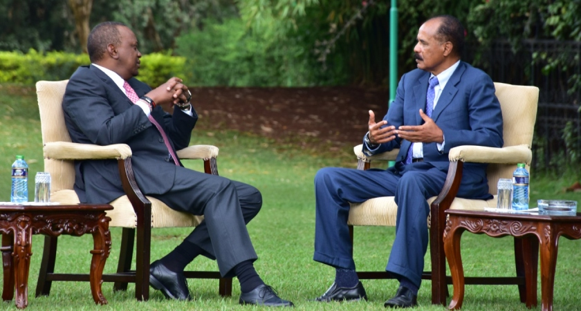 President Isaias Concludes Somalia, Kenya Work Visits