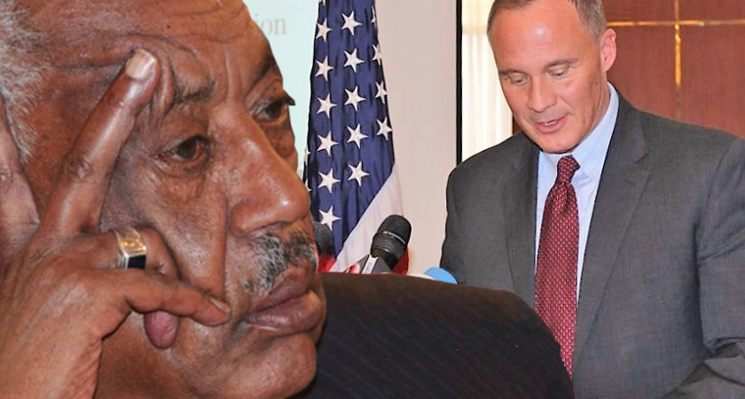 U.S. Embassy Slams Alleged Role in PM Abiy's Selection as 'Baseless'