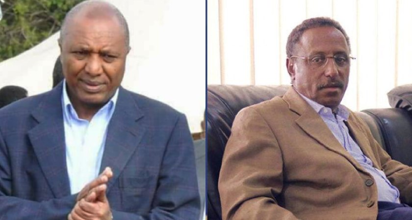 Bereket Simon and Tadesse Kassa Arrested Over Corruption