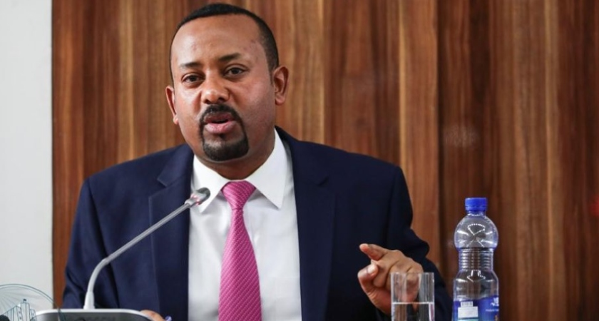 Action to be taken against those forces which do not give up violence, says Ethiopian prime minister