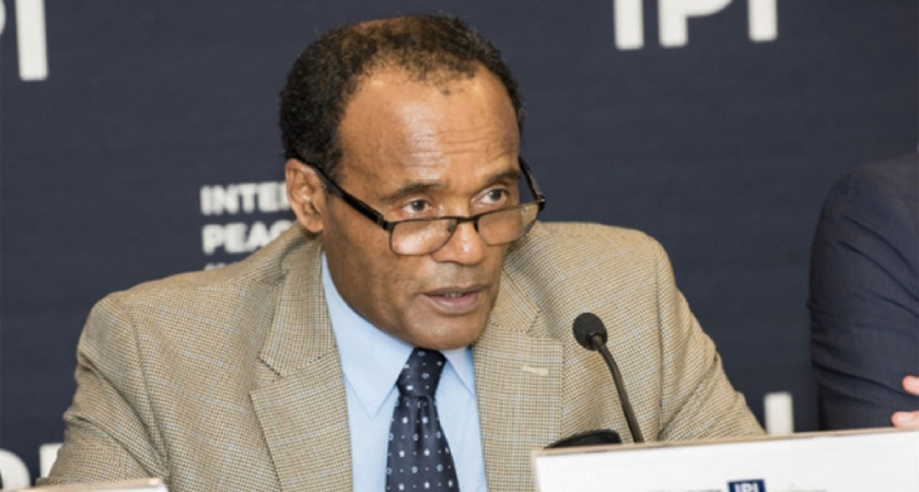 Tekeda Alemu seems to have a hard time coming to terms with the ongoing historic Eritrea - Ethiopia Peace process