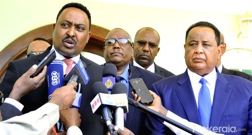 Ethiopia denies threathening Sudan over border security