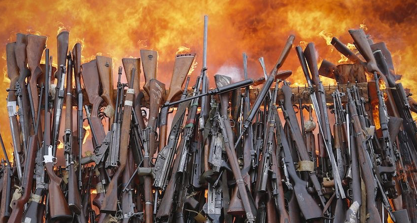 UN Welcomes Africa's Goal of 'Silencing the Guns' by 2020