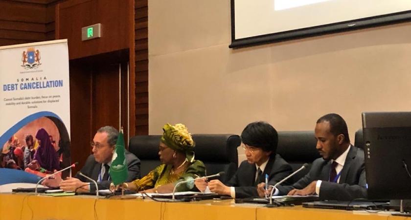 Somalia Lobbies AU Summit for US$4.6b Int'l Debt Cancellation