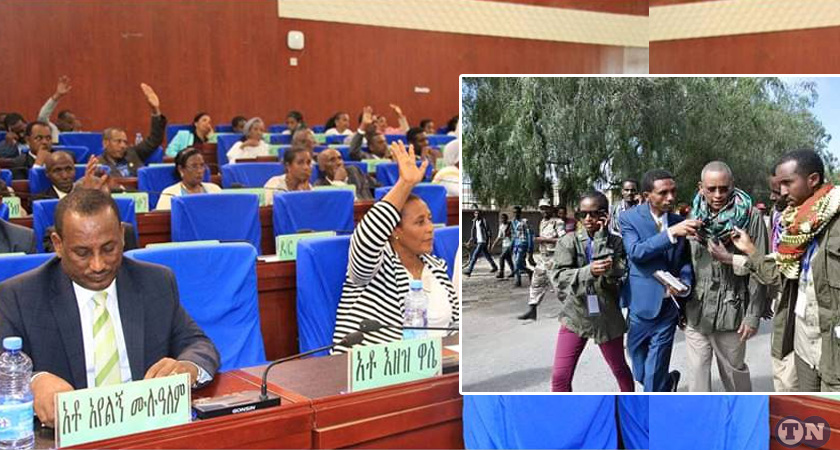Amhara Regional State Warns Tigray Military Build up Unacceptable
