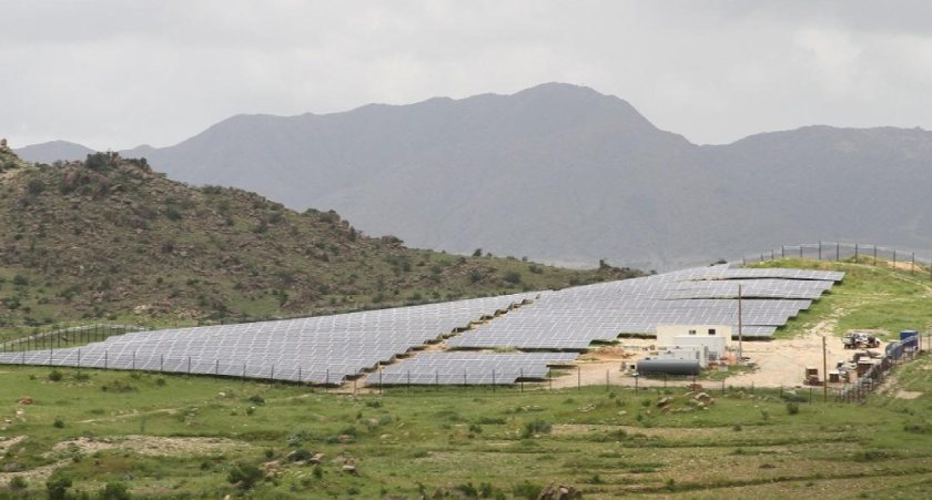 The company announced the completion and commissioning of a 1.25 MWp and 1 MWp grid-quality solar power to 40,000 rural communities of of Areza and Maidma.