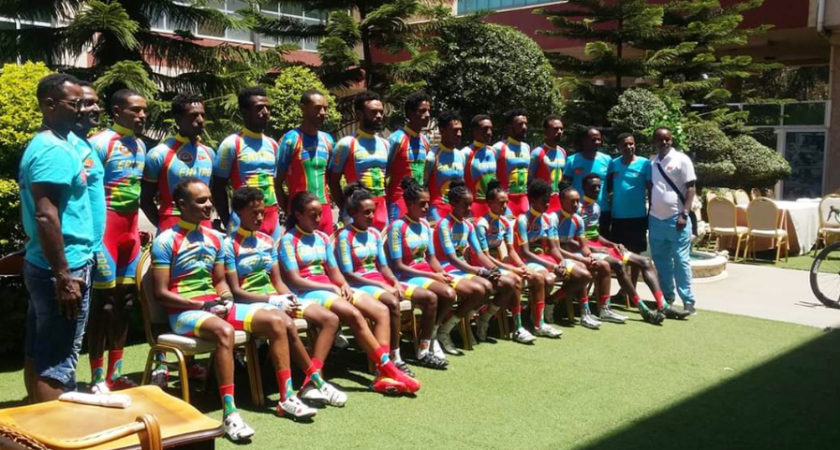 Eritrea Once Again Proves Absolute Dominance of African Cycling