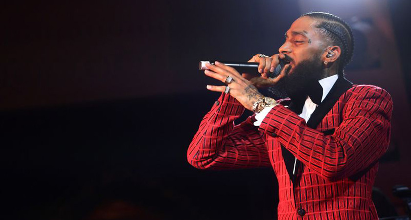Eritrea had a powerful effect on Nipsey Hussle.