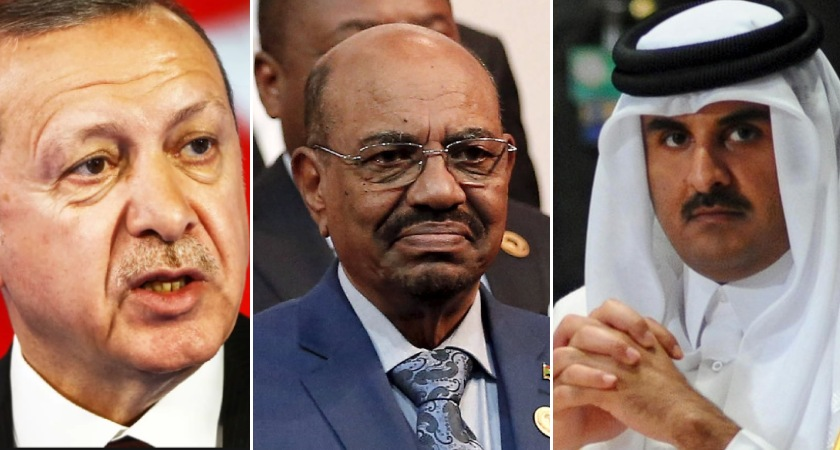 Turkish, Qatari and Sudanese alliance against peace in Eritrea