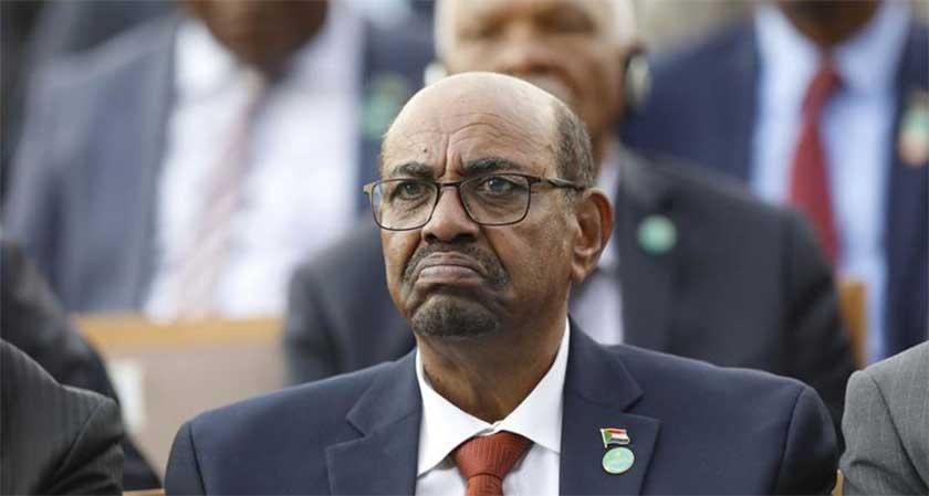 Sudan's army overthrew President Omar al-Bashir in Military Coup