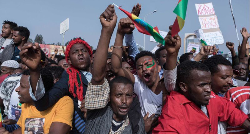PM Abiy Democracy reform progress threatened by long-standing grievances