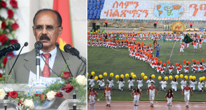 President Isaias Afwerki's 28th Independence Anniversary Speech