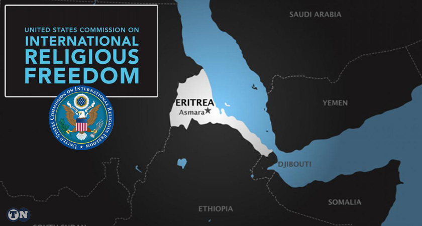 Eritrea Embassy Statement on USCIRF's 2019 Religious Freedom Report