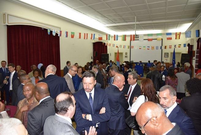 Europe Day 2019 Celebration  - Eritrea