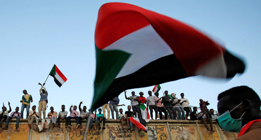 Sudan Transitional Military Council and protesters reached an agreement on a three-year transitional period
