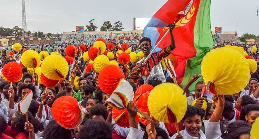 Eritrea could be a model that Japan should emulate.