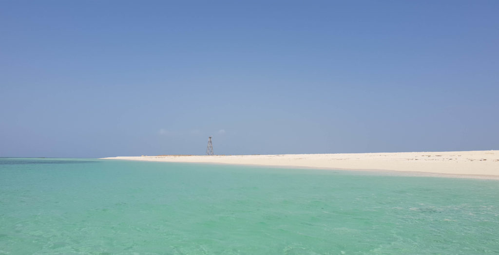 Dessi Island of the Dahlak archipelago