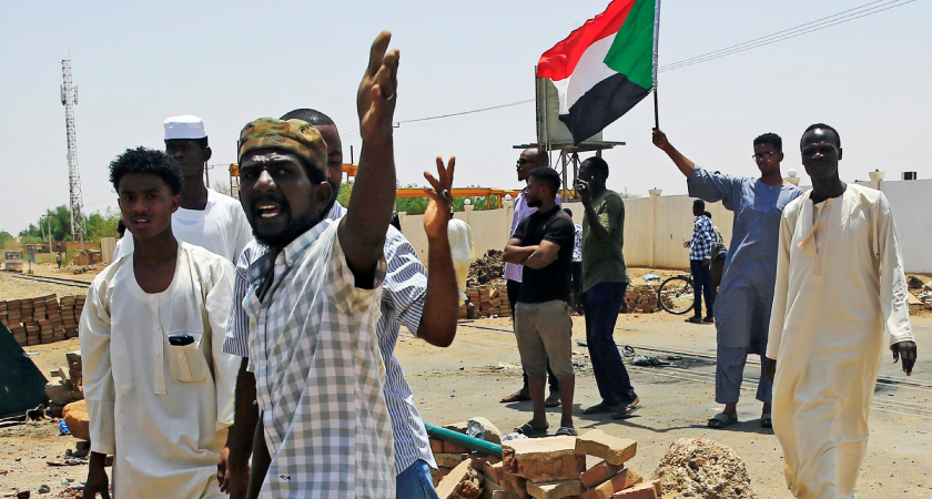 African Union expelled Sudan until new civilian gov't established