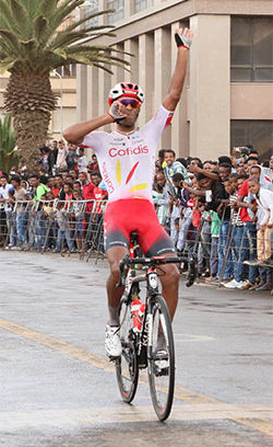 2019 National Champion of Eritrea
