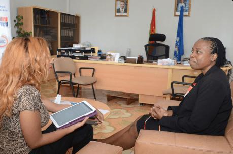 Dr. Josephine Namboze, WHO Eritrea Representative