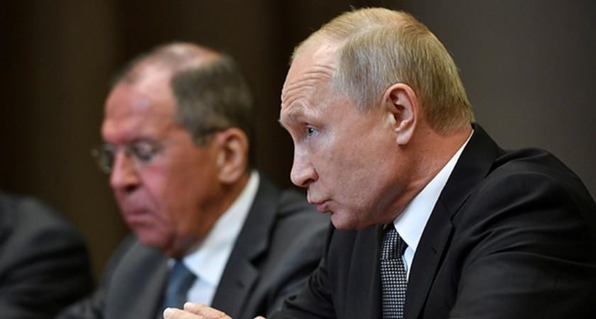 President Vladimir Putin has lifted the sanctions imposed on Eritrea