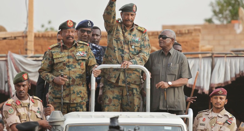 Sudan's Military Council to Be Dissolved in Transition Deal