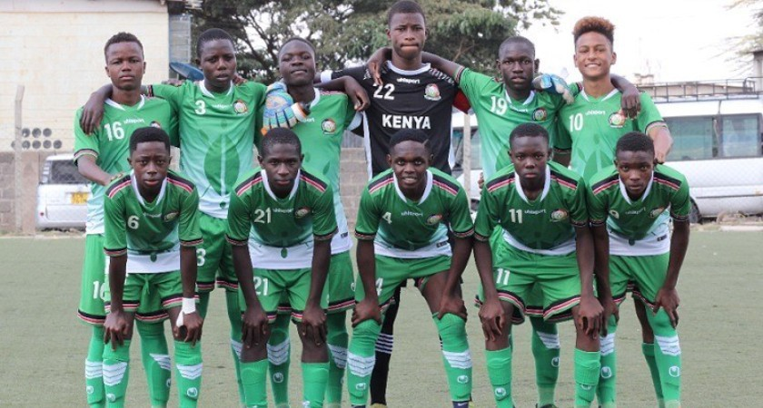 Kenya Heads to Asmara for CECAFA Under-15 Tournament