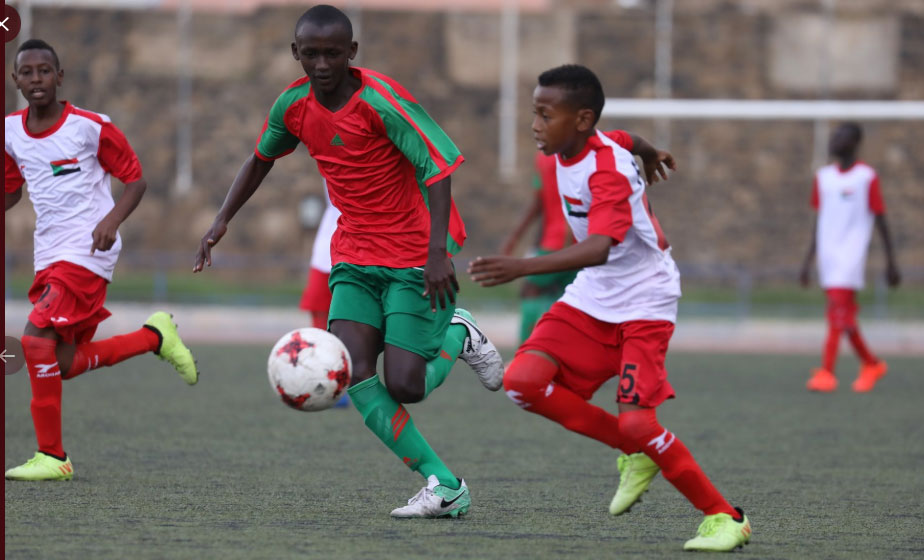 Match day 9 of the CECAFA U15 tournament in group A between Burundi against Sudan and Eritrea against Somalia.