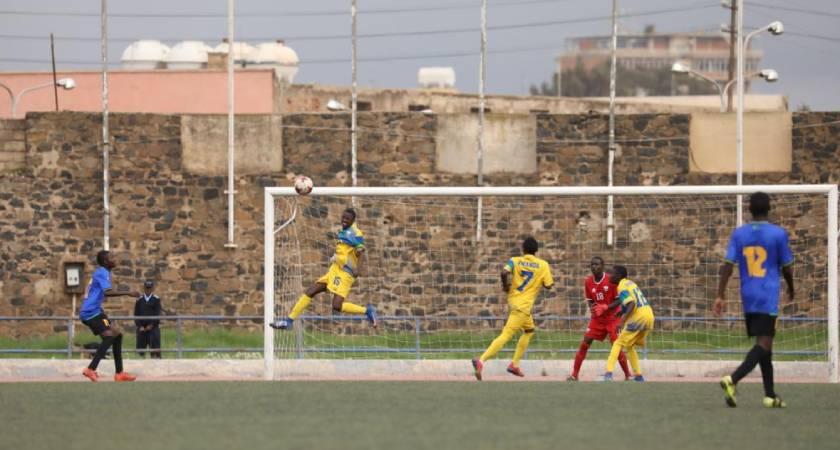 CECAFA U15: Rwanda 2-1 Tanzania