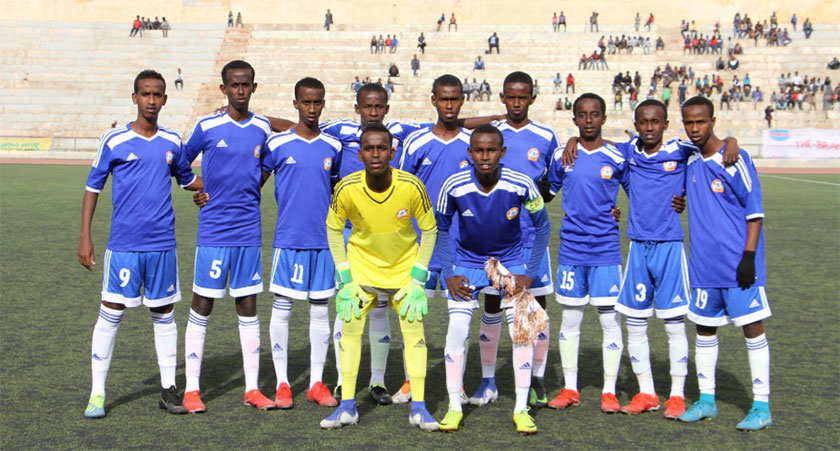 CECAFA U15: Team Somalia