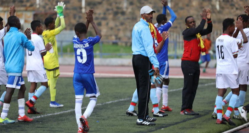 Eritrea and Somalia played out a 1-1 draw.