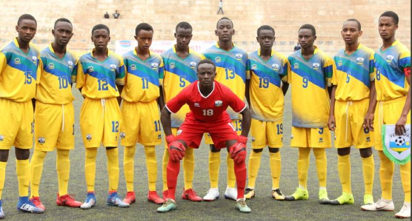 Rwanda book their place in the cecafa u15 semi's with a narrow 2-1 victory over rivals Tanzania.