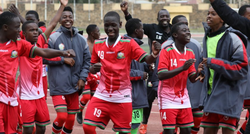 Kenya advances to the CECAFA finals after beating Rwanda on penalities