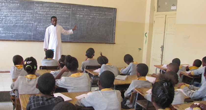 Northern Red Sea Region: 26 Schools Under Construction