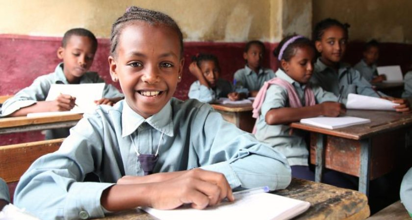 Government of Italy has provided UNICEF Eritrea with a grant of Euro 1 million
