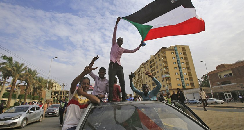 "Sudan's ruling military council and protest leaders reached a ""full agreement"" on the constitutional declaration"