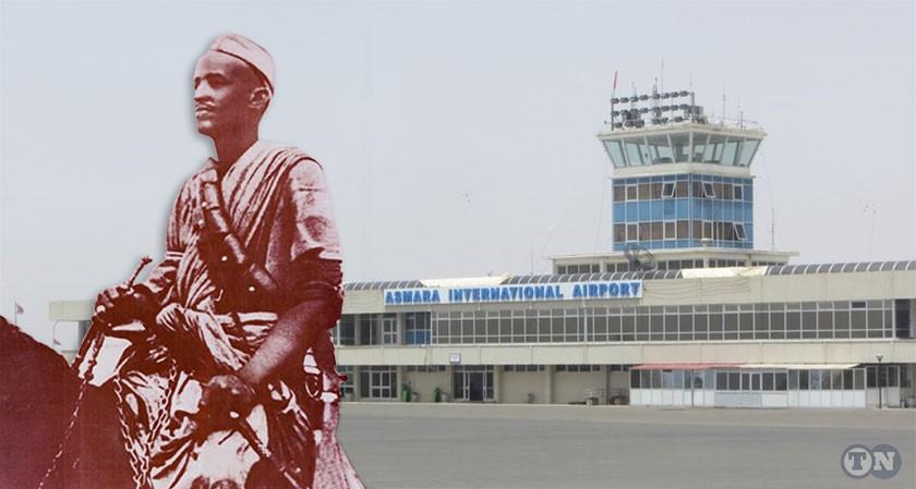 Honouring Hamid Idris Awate by naming Asmara airport after his name.