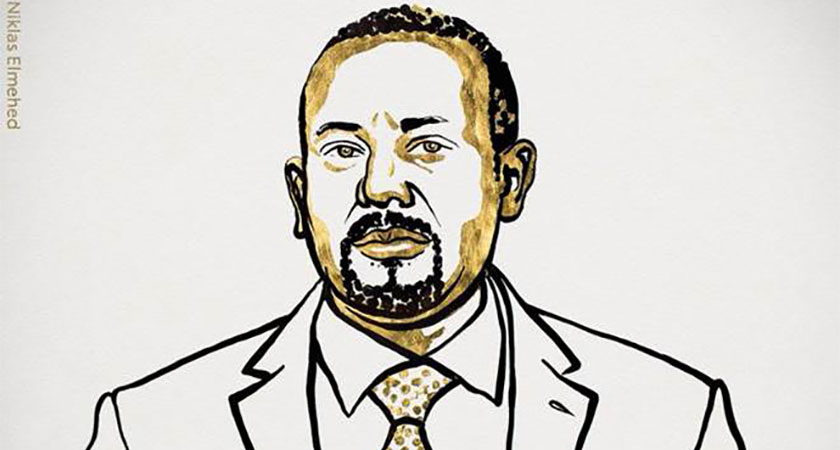 The Nobel Prize to PM Abiy and the Confusion of Italian Journalists