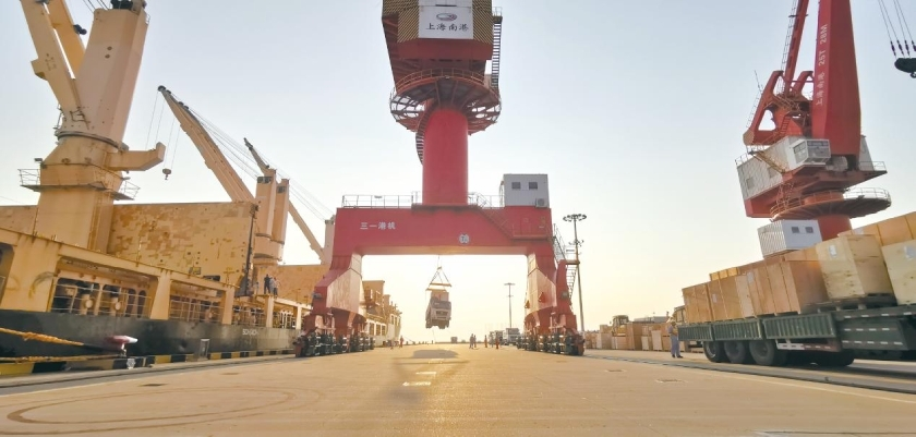Chinese SFECO held ground-breaking ceremony for new 134 Km Adi Guadad-Agordat highway in Eritrea