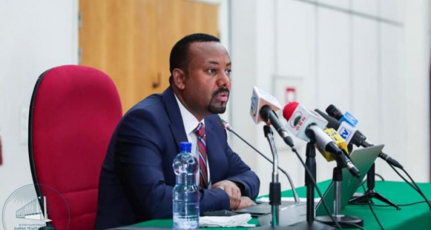 EPRDF dissolved to form a single national party called Prosperity Party