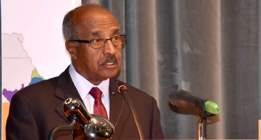 Welcoming Remarks by Eritrean Foreign Minister at the #ICSOE2019 Conference