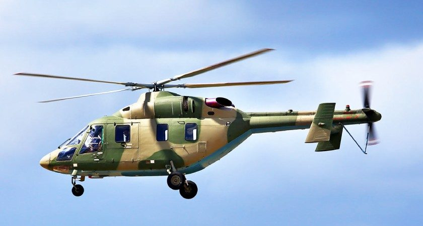 Russia to Deliver Two Ansat Helicopters to Eritrea