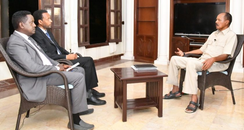 Excerpts of President Isaias Afwerki Interview on Regional Issues (II)
