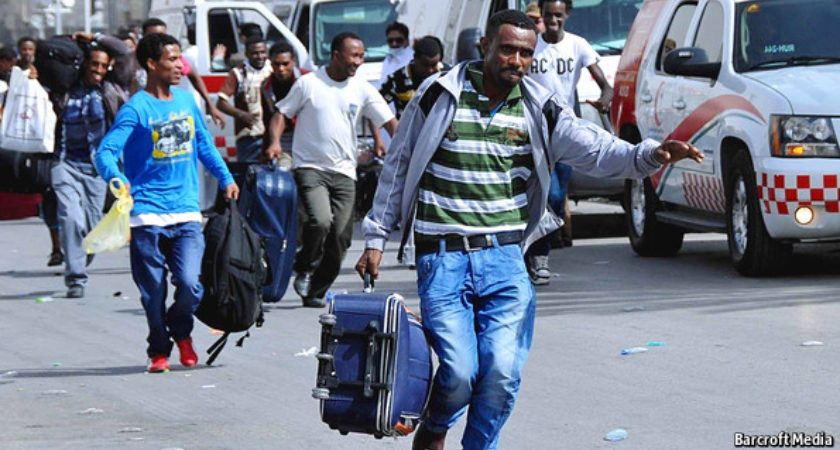 Ethiopia to Receive Thousands of Deportees from Saudi Arabia