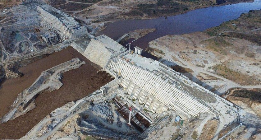 Backed into a Corner Over the Nile Dam, Egypt May Have No Choice but to Go to War