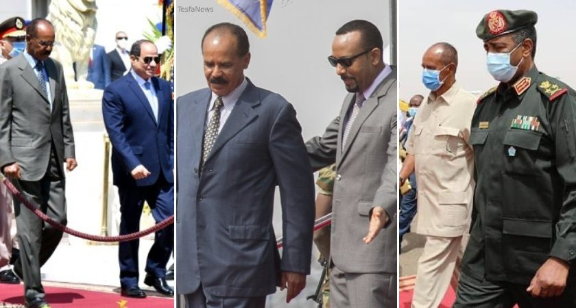 Receiving 'Marching Orders' is Anathema to the Eritrean DNA