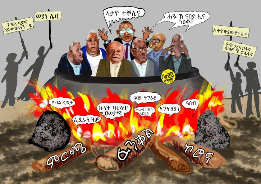 The relationship between the EPLF and the TPLF during the armed struggle