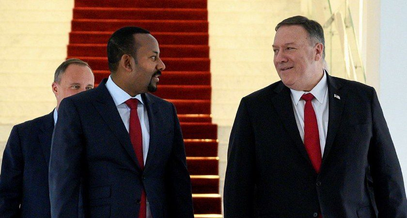 U.S. Halts Some Foreign Assistance Funding to Ethiopia Over Dam Dispute with Egypt, Sudan